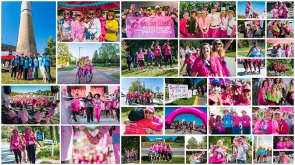 2015 Susan G. Komen Atlanta 3-Day Photos