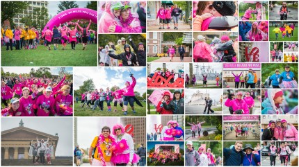 2015 Susan G. Komen Philadelphia 3-Day Photos