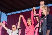 opening 2013 San Francisco Susan G. Komen 3-Day breast cancer walk