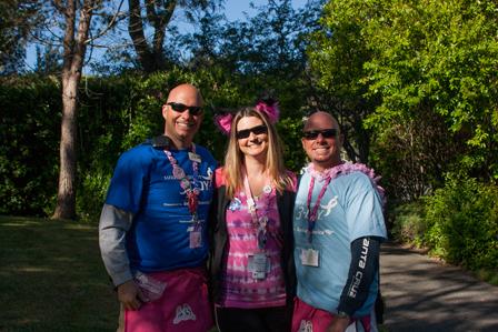 crew 2013 San Francisco Susan G. Komen 3-Day breast cancer walk