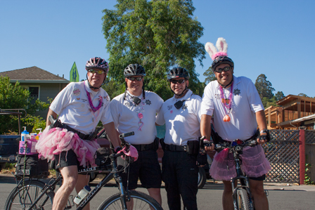 bicycle 2013 San Francisco Susan G. Komen 3-Day breast cancer walk
