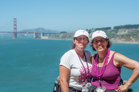 2013 San Francisco Susan G. Komen 3-Day breast cancer walk