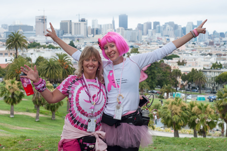 2013 San Francisco Bay Area Susan G. Komen 3-Day breast cancer walk