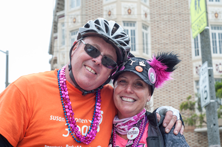 route safety 2013 San Francisco Bay Area Susan G. Komen 3-Day breast cancer walk