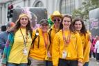 youth corps 2013 San Francisco Bay Area Susan G. Komen 3-Day breast cancer walk