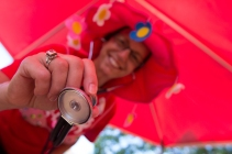 stethoscope doctor medical crew 2013 Boston Susan G. Komen 3-Day Breast Cancer Walk