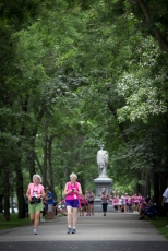 statue 2013 Boston Susan G. Komen 3-Day Breast Cancer Walk