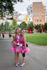 pink tutu 2013 Boston Susan G. Komen 3-Day Breast Cancer Walk