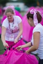 pink tent 2013 Boston Susan G. Komen 3-Day Breast Cancer Walk