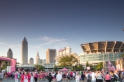 opening 2013 Cleveland Susan G. Komen 3-Day breast cancer walk