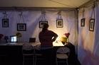 reflection remembrance tent 2013 Cleveland Susan G. Komen 3-Day breast cancer walk