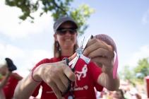 medical crew 2013 Cleveland Susan G. Komen 3-Day breast cancer walk