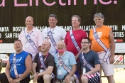 men mr 2013 Cleveland Susan G. Komen 3-Day breast cancer walk