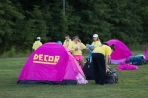 pink tent camp 2013 Cleveland Susan G. Komen 3-Day breast cancer walk