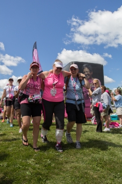 support 2013 Cleveland Susan G. Komen 3-Day breast cancer walk