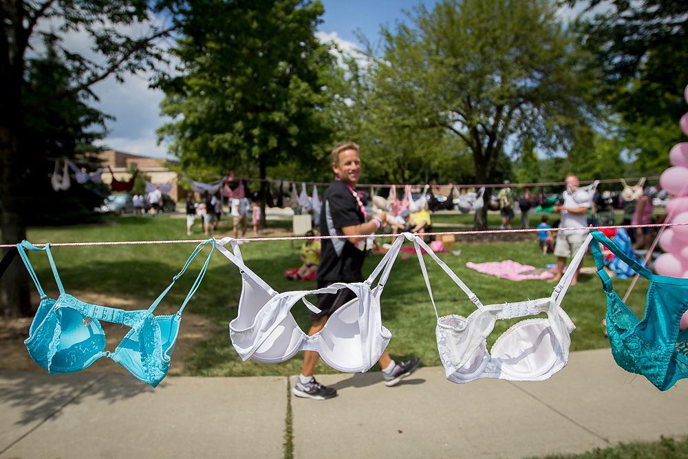 bra 2013 Chicago Susan G. Komen 3-Day breast cancer walk