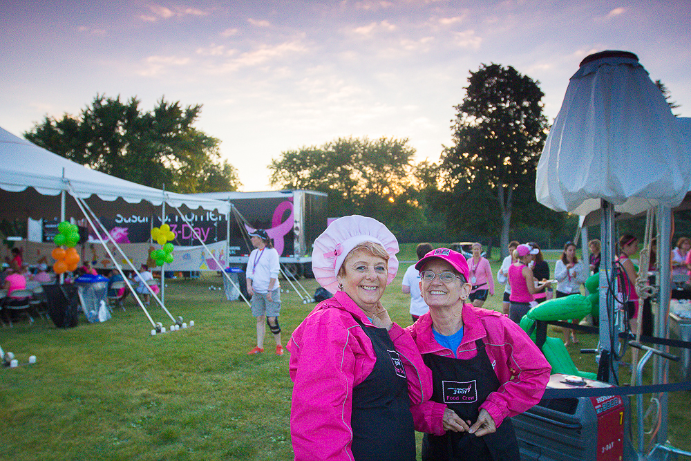 cook 2013 Chicago Susan G. Komen 3-Day breast cancer walk