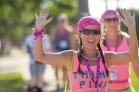 think pink 2013 Chicago Susan G. Komen 3-Day breast cancer walk