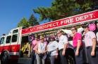 fire department 2013 Chicago Susan G. Komen 3-Day breast cancer walk