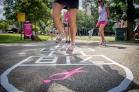 hopscotch 2013 Chicago Susan G. Komen 3-Day breast cancer walk