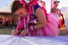 pink tutu 2013 Michigan Susan G. Komen 3-Day breast cancer walk