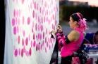 goal wall 2013 Michigan Susan G. Komen 3-Day breast cancer walk