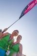 flag 2013 Michigan Susan G. Komen 3-Day breast cancer walk
