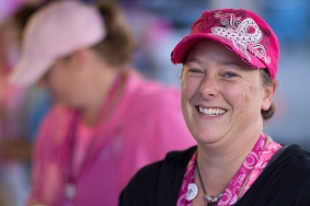 2013 Michigan Susan G. Komen 3-Day breast cancer walk