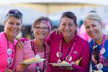 dining 2013 Michigan Susan G. Komen 3-Day breast cancer walk