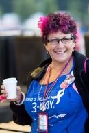 crew captain coffee 2013 Michigan Susan G. Komen 3-Day breast cancer walk
