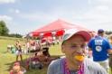 pit stop orange slice 2013 Michigan Susan G. Komen 3-Day breast cancer walk