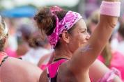 closing ceremony 2013 Michigan Susan G. Komen 3-Day breast cancer walk