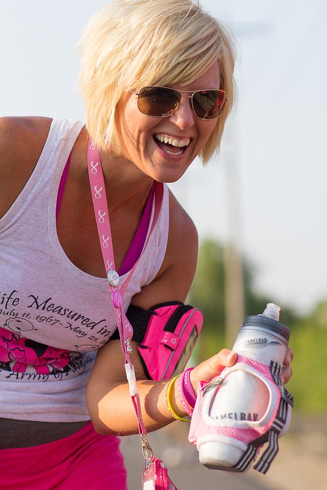 hydrate 2013 Twin Cities Susan G. Komen 3-Day breast cancer walk minneapolis st. paul