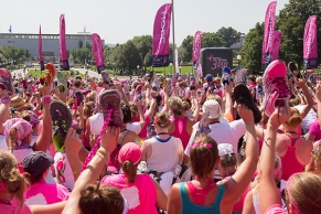 closing 2013 Twin Cities Susan G. Komen 3-Day breast cancer walk minneapolis st. paul