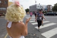 marilyn 2013 Philadelphia Susan G. Komen 3-Day breast cancer walk