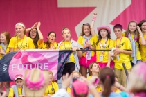 youth corps 2013 Philadelphia Susan G. Komen 3-Day breast cancer walk
