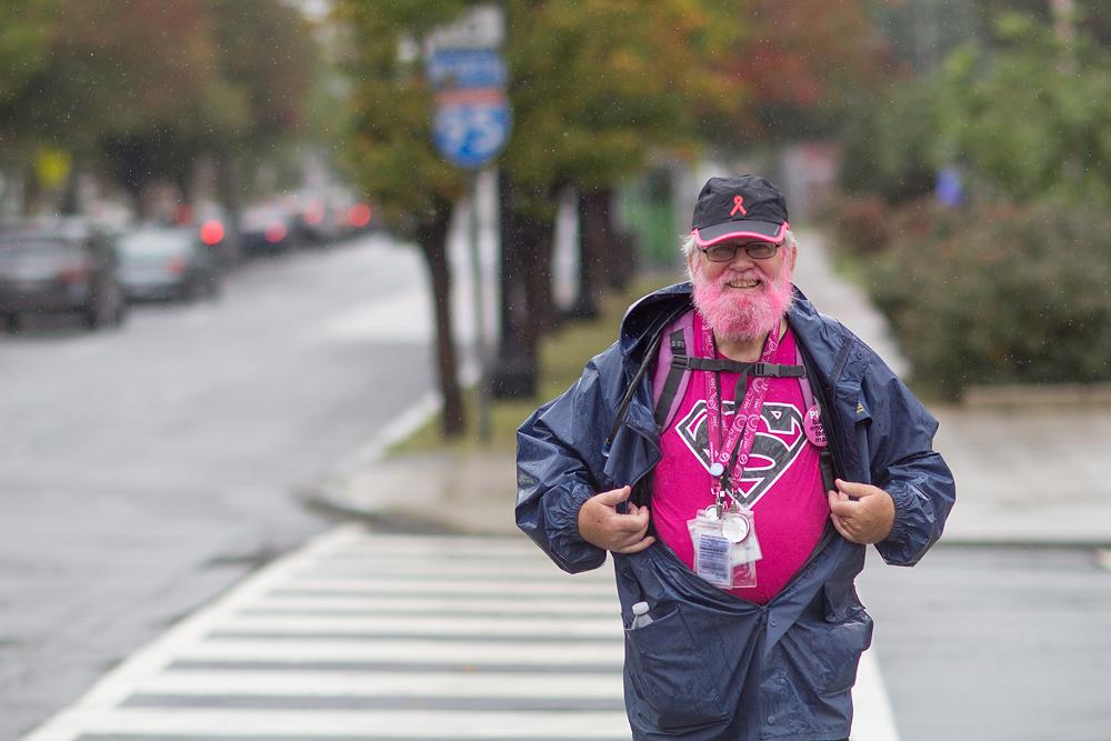 superman 2013 Washington DC d.c. Susan G. Komen 3-Day breast cancer walk
