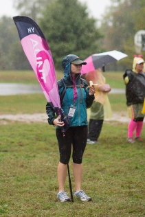 rain poncho 2013 Washington DC d.c. Susan G. Komen 3-Day breast cancer walk