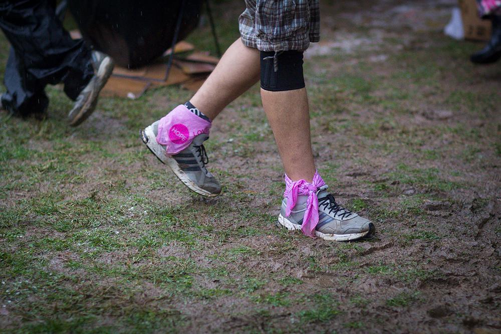 shoes feet 2013 Washington DC d.c. Susan G. Komen 3-Day breast cancer walk