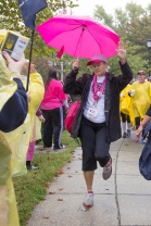 umbrella 2013 Washington DC d.c. Susan G. Komen 3-Day breast cancer walk