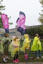 rain 2013 Washington DC d.c. Susan G. Komen 3-Day breast cancer walk