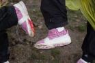 shoe rain 2013 Washington DC d.c. Susan G. Komen 3-Day breast cancer walk