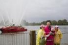 fire boat 2013 Washington DC d.c. Susan G. Komen 3-Day breast cancer walk