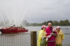 fire boat 2013 Washington DC d.c. Susan G. Komen 3-Day breast cancer walk