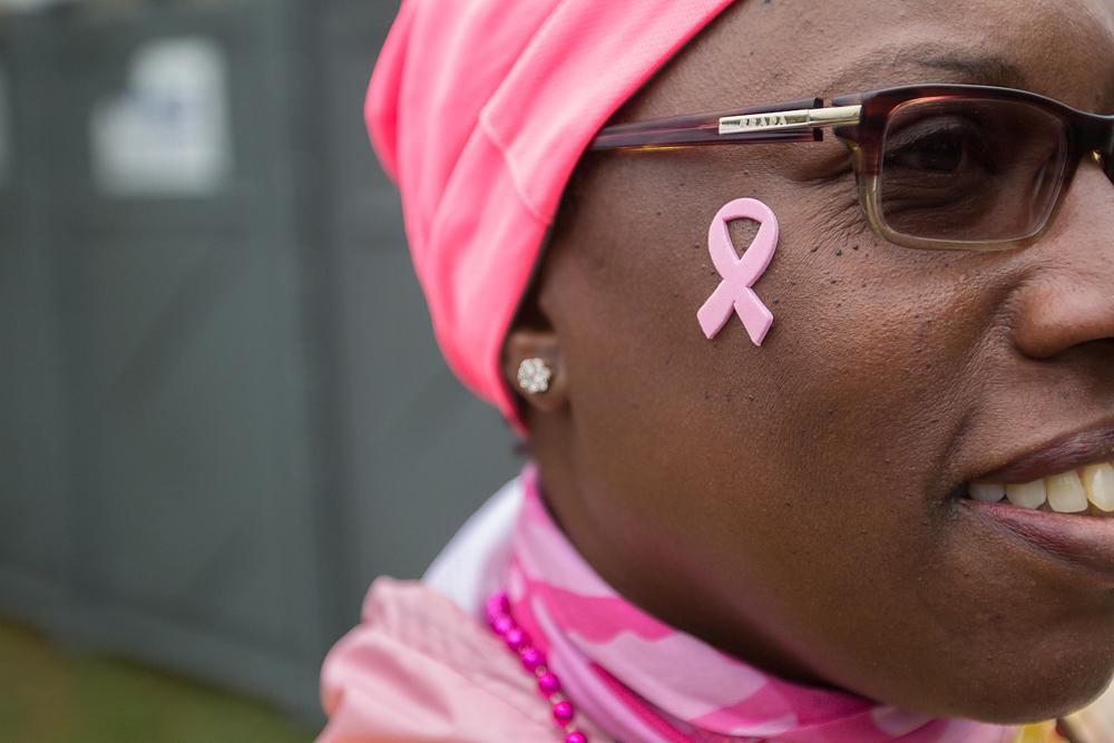 pink ribbon 2013 Washington DC d.c. Susan G. Komen 3-Day breast cancer walk