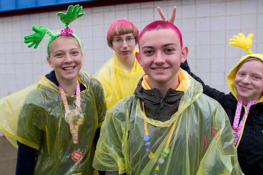 youth corps 2013 Washington DC d.c. Susan G. Komen 3-Day breast cancer walk