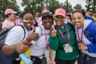 thumbs up 2013 Washington DC d.c. Susan G. Komen 3-Day breast cancer walk
