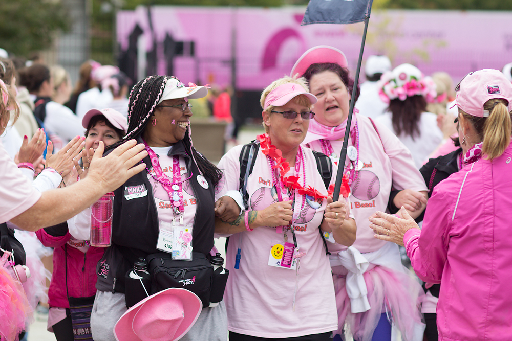 survivor 2013 Washington DC d.c. Susan G. Komen 3-Day breast cancer walk