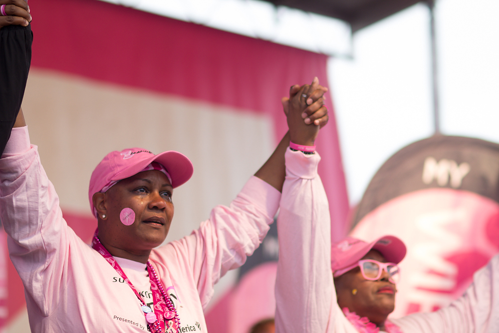 survivor closing 2013 Washington DC d.c. Susan G. Komen 3-Day breast cancer walk