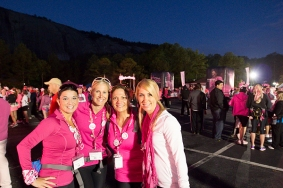 pink team photo 2013 Atlanta Susan G. Komen 3-Day Breast Cancer Walk